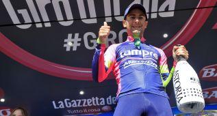 El Lampre vuelve a suspender a Ulissi por su positivo en el Giro