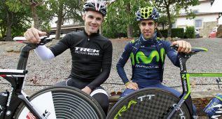 Tony Martin-Wiggins, en un duelo sin Fabian Cancellara