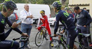 Mínguez se reunirá con Purito y Valverde para definir los roles