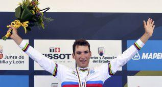 Bystrom se proclama campeón del Mundo sub-23 en ruta