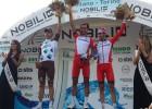 Caruso gana la Milán-Turín y Dani Moreno repite en el podio