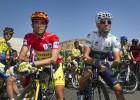 Contador y Alejandro Valverde se retan para ser número uno