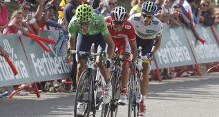 Purito, Contador y Valverde, inscritos en el Giro de Lombardía