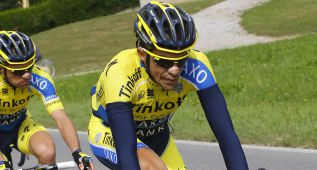 Tinkov da un millón para que Contador, Froome, Nibali y Nairo disputen en 2015 las tres grandes