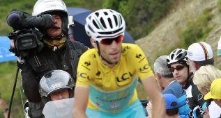 Nibali mete presión a Contador y Quintana para 2015