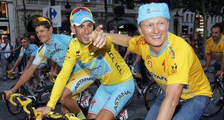 Un tercer positivo deja en el aire la licencia del Astana