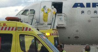 Un vuelo movido: Movistar iba en el avión de la alerta por ébola