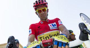 Contador se opera y no irá a la presentación del Tour 2015