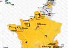 El Tour de 2015 sólo tendrá una contrarreloj de 14 kilómetros