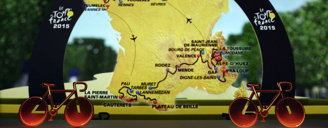 """A Jacques Anquetil le caería una buena minutada en este Tour"""