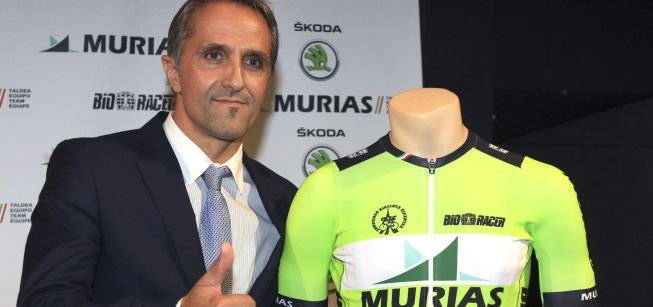 El ciclismo vasco vuelve a tener un equipo profesional: el Murias