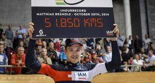 Brandle supera a Voigt y deja la plusmarca en 51,852 km