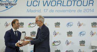 """Valverde: """"Cambiaría el premio UCI por un podio en el Tour"""""""