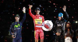 Vitoria será salida de una etapa de la Vuelta 2015