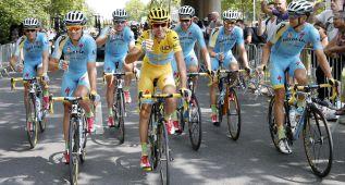 La licencia del equipo de Nibali peligra tras un cuarto positivo