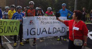 El ciclocross femenino ya suma 3.000 firmas por la igualdad