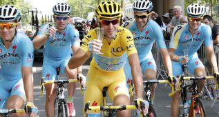 Vincenzo Nibali renunciará al Giro para centrarse en el Tour