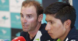 Movistar anuncia que Nairo y Valverde harán Tour y Vuelta