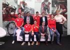 Cofidis lanza una campaña con cinco ciclistas paralímpicos