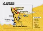 El Tour de 2016 arrancará de la abadía de Mont-Saint-Michel