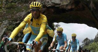 """Nibali responde: """"No creo que nuestro equipo sea el peor"""""""