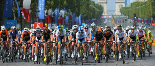 La UCI no autoriza la carrera femenina a la Vuelta en 2015