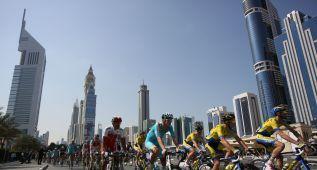 El Movistar Team estará en febrero en el Tour de Dubai