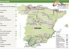Puesta de largo hoy de la Vuelta de las nueve metas en alto