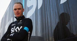 """Froome: """"Si alguien puede ganar Giro y Tour ese es Contador"""""""