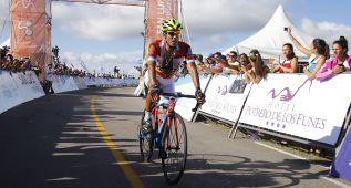 Dani Díaz vuelve a superar a Nairo Quintana en El Amago