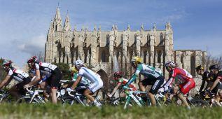 Valverde, en el arranque del calendario europeo en Mallorca