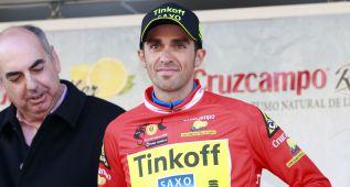 Contador pega primero en su duelo con Froome en Andalucía