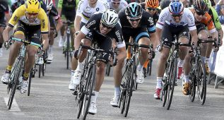 El belga Meersman gana al sprint la etapa inaugural