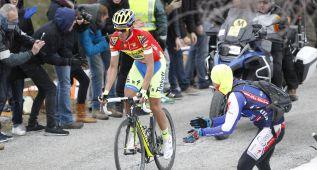 Contador subió 17 segundos más lento que Horner
