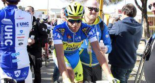 """Contador: """"Estar cerca de Froome es una buena señal"""""""