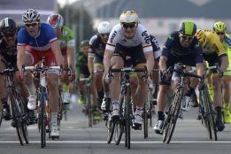 Greipel se lleva la segunda etapa de la París-Niza