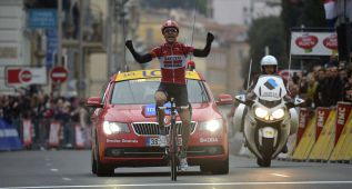 Gallopin se impone en la sexta etapa y lidera la París-Niza