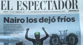 Colombia sueña a lo grande gracias a 'El cóndor de la nieve'