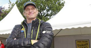 Oleg Tinkov, nervioso: dos triunfos en dos meses
