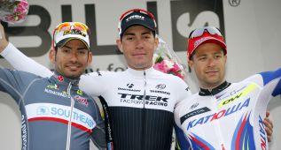 Nizzolo gana mientras Valverde y Lobato afinan para San Remo