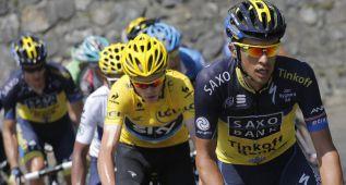 Alberto Contador frente a Chris Froome: el gran desafío