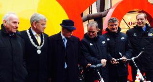Utrecht presenta su salida del Tour y hace un guiño a la Vuelta
