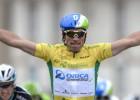 Albasini gana la 2ª etapa consecutiva y es más líder