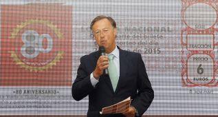 Vuelta a España: la Lotería Nacional le rinde homenaje