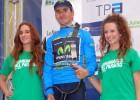 Igor Antón lidera la Vuelta a Asturias tras ganar la 1ª etapa