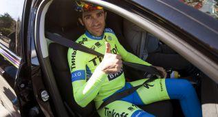 """Contador: """"Cuando conocí el Giro de Italia, surgió un flechazo"""""""