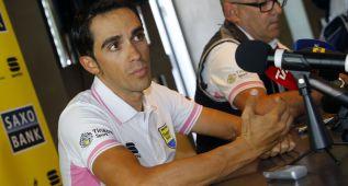 """Contador: """"Voy a mejor, aunque cambiaré la postura en la crono"""""""