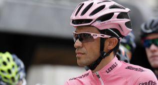 """Contador: """"Parecía que algún rival no iba bien y he atacado"""""""