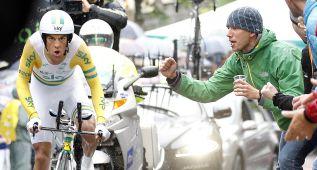 Richie Porte deja el Giro en el segundo día de descanso