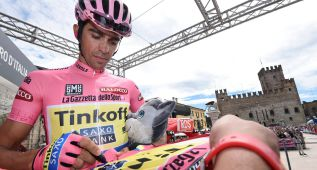 """Contador: """"Si Landa dispone de libertad, estará en el podio"""""""